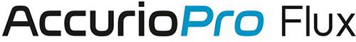 accuriopro flux logo